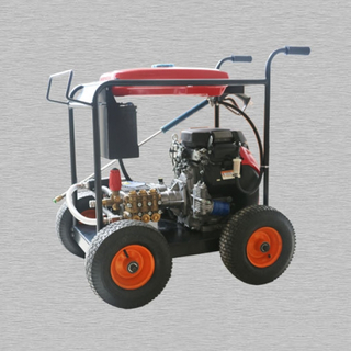 350Bar Work Pressure Water Washer
