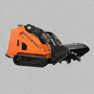 Mini Skid Steer Loader Tiller